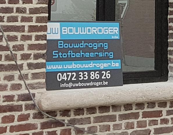 Contact Uw Bouwdroger