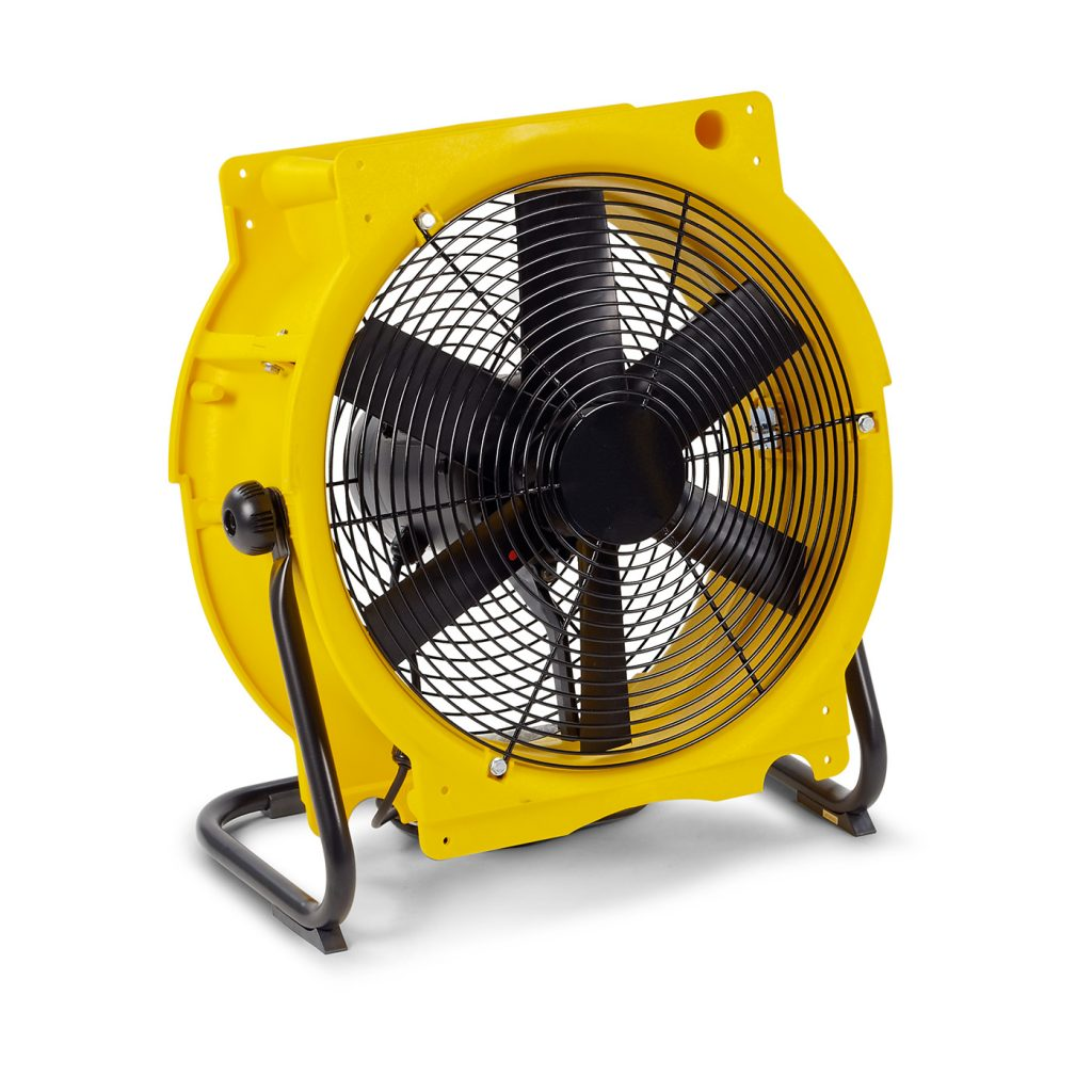 Bouwdroger Ventilator TTV 4500